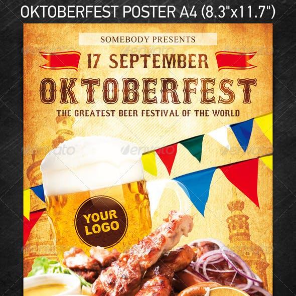 Oktoberfest Festival Template
