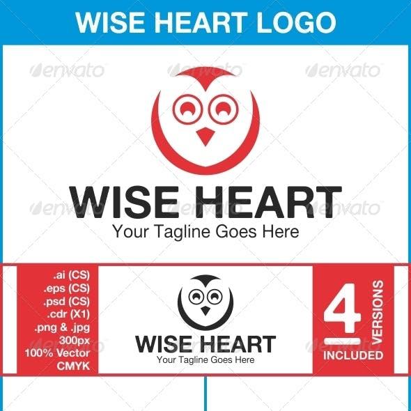 Wise Heart Logo