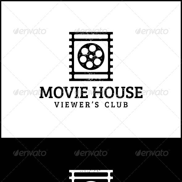 Movie House Logo