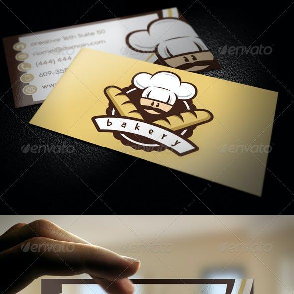 Bakery Business Card