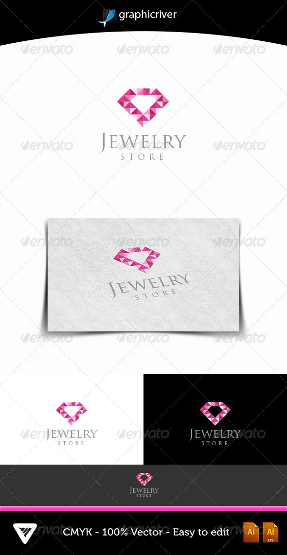 Jewelry Logo - Logo Templates