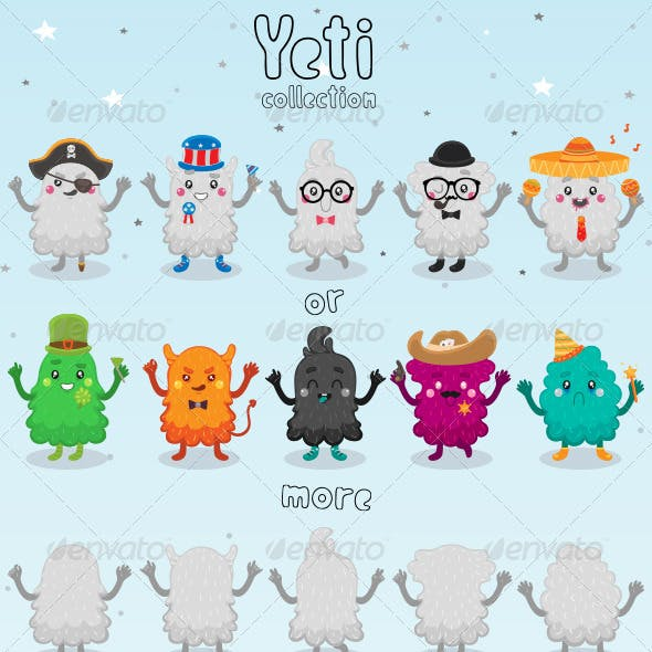 Yeti Collection