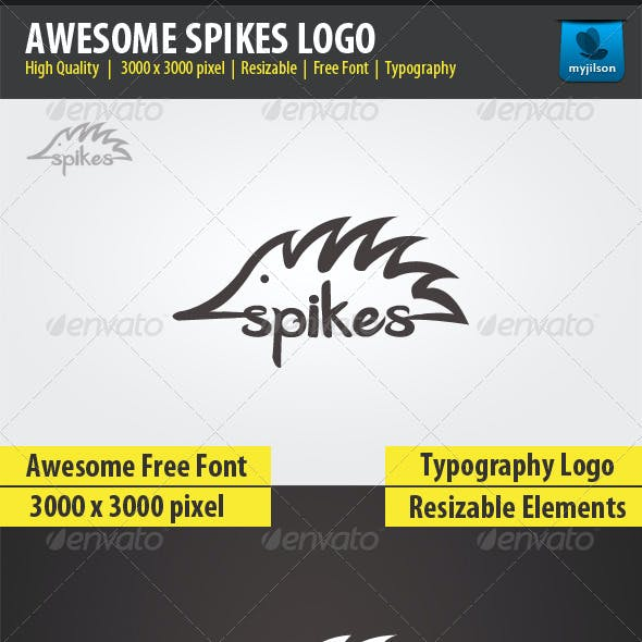 Amazing Spikes Logo
