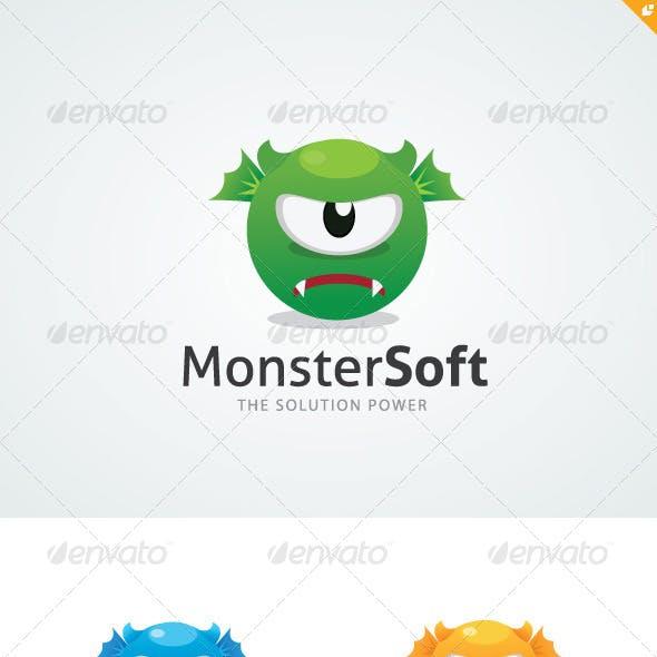 Monster Soft Logo
