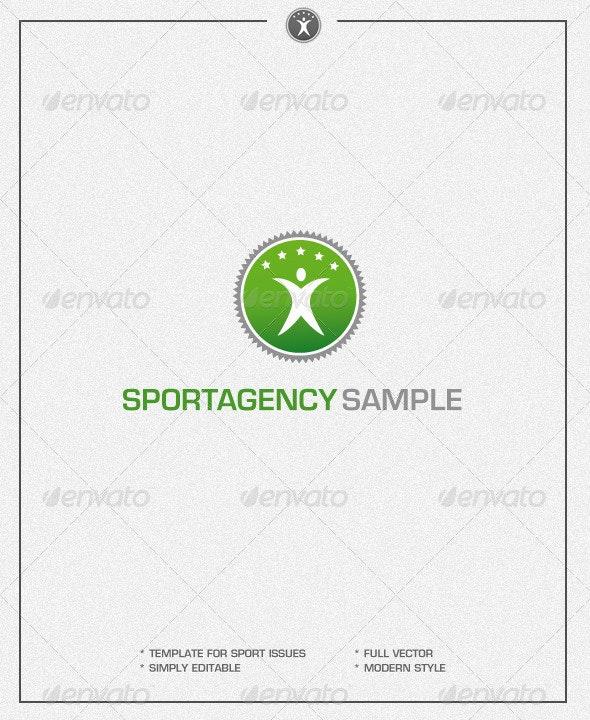 Sports Agency - Logo Template - Symbols Logo Templates