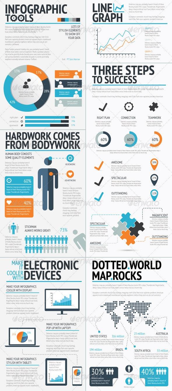Infographics Tools Set - Infographics