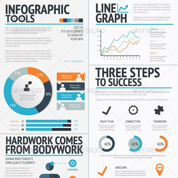 Infographics Tools Set