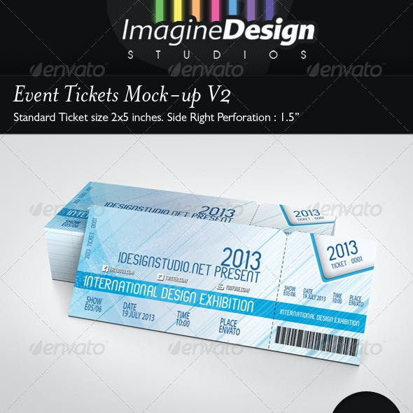 Event Tickets Mock-up V2