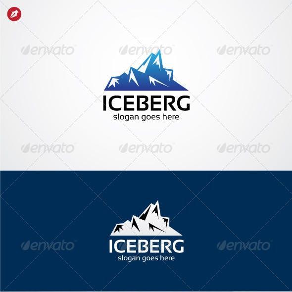 Iceberg Logo Template