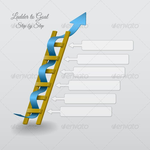 Ladder to Goal Step by Step