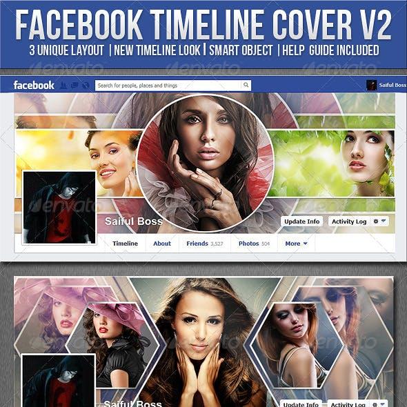 Facebook Timeline Cover V2