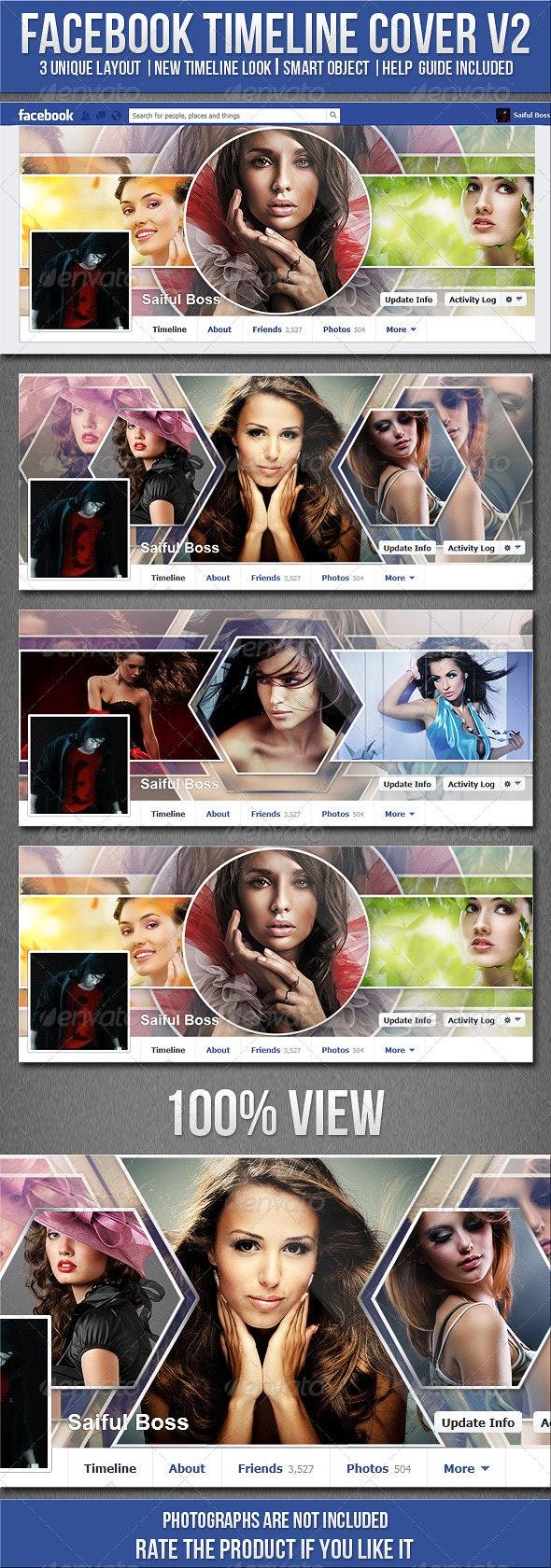 Facebook Timeline Cover V2 - Facebook Timeline Covers Social Media