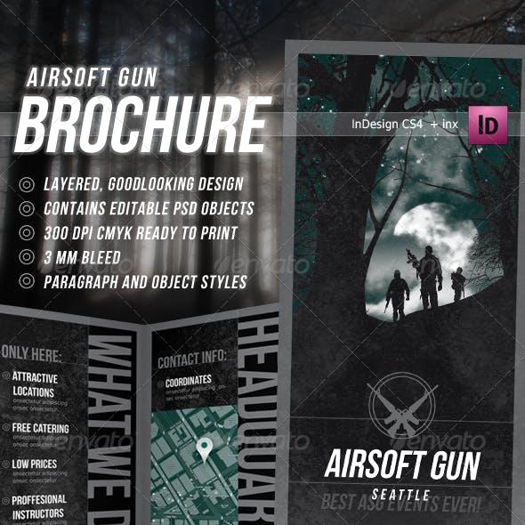 Airsoft Gun Brochure