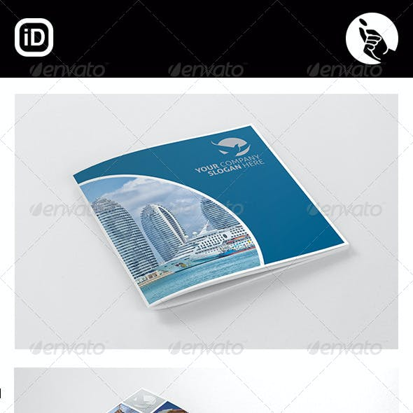 Corporate Square 12 Page Brochure