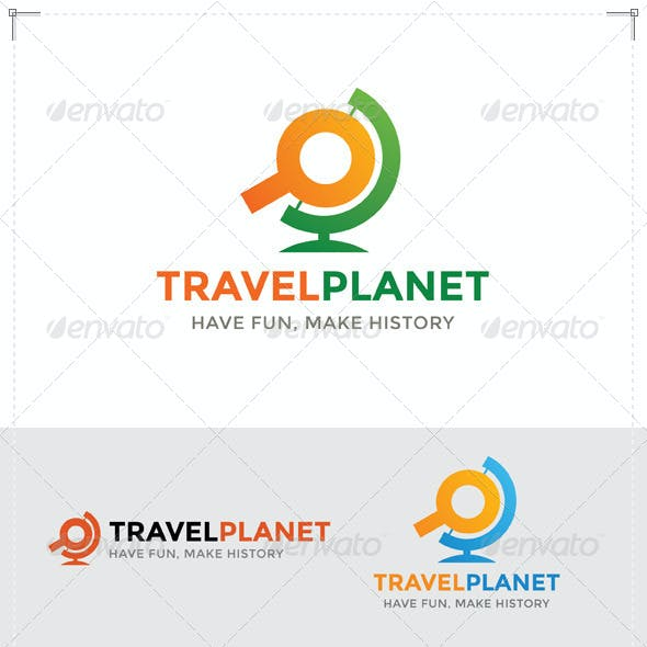 Travel Planet Logo