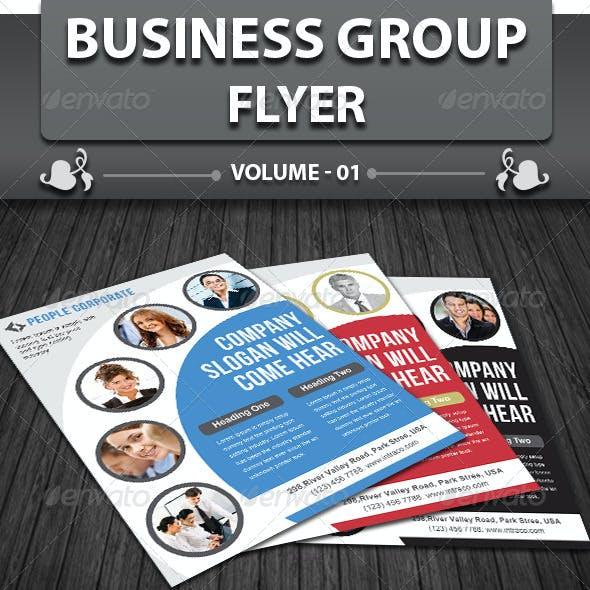 Corporate Business Flyer | Volume 4