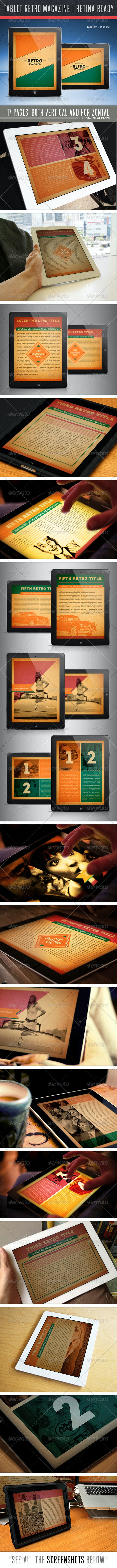 The Retro MGZ - Digital Magazines ePublishing