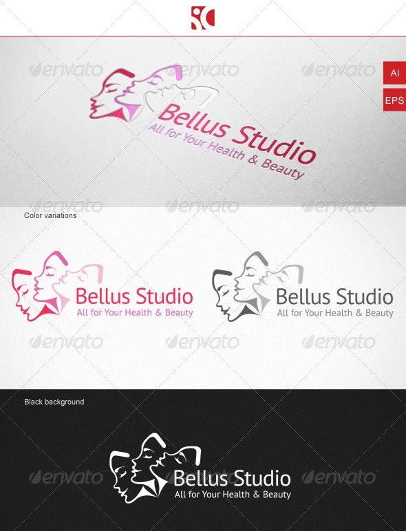 Bellus Studio - Logo Template - Humans Logo Templates