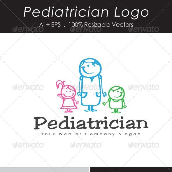 Pediatrician Logo