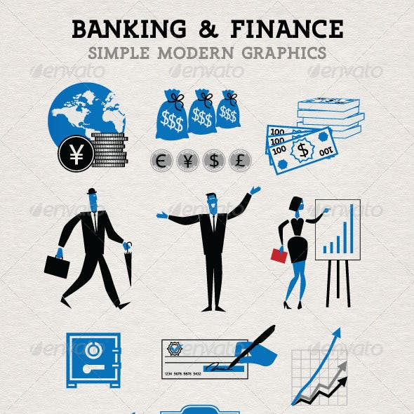Finance, Investment, Banking, Business