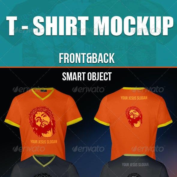 Tshirt mockup