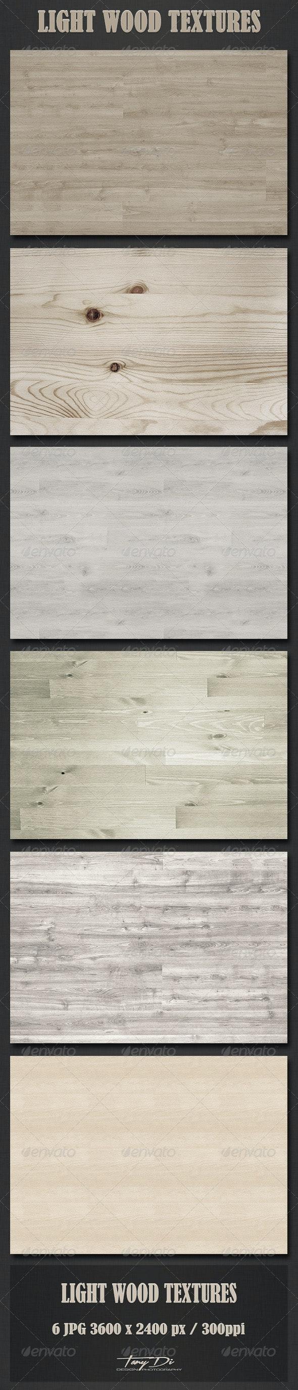 Light Wood Textures - Wood Textures