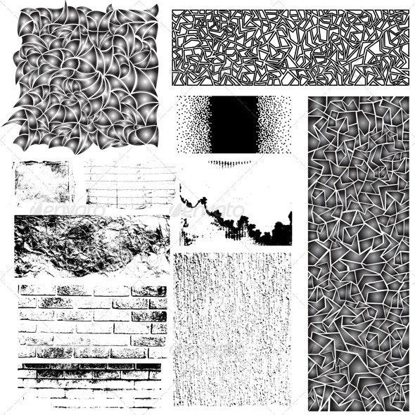 Design elements collection - Miscellaneous Conceptual