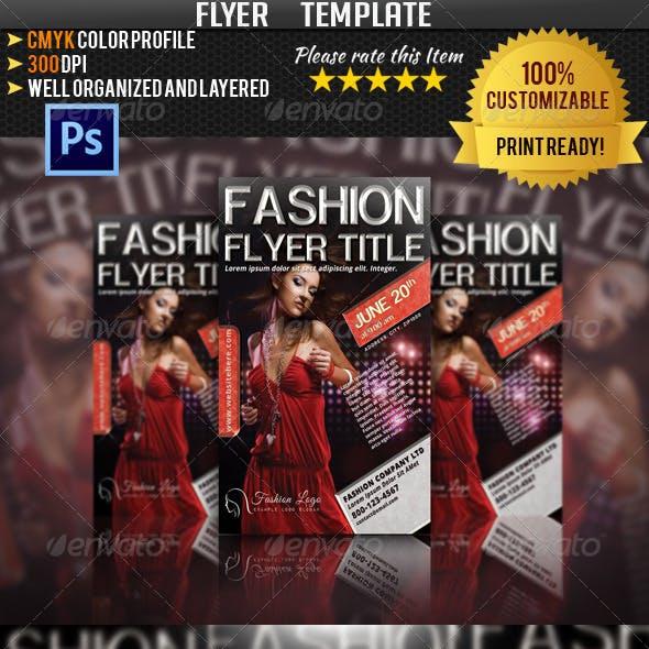 Fashion Flyer 03