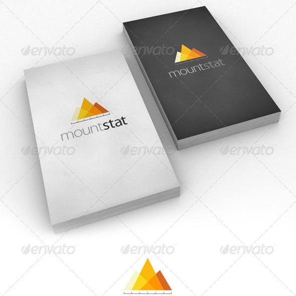Mount Stat - Logo for business