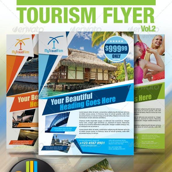Tourism Flyer Vol.2