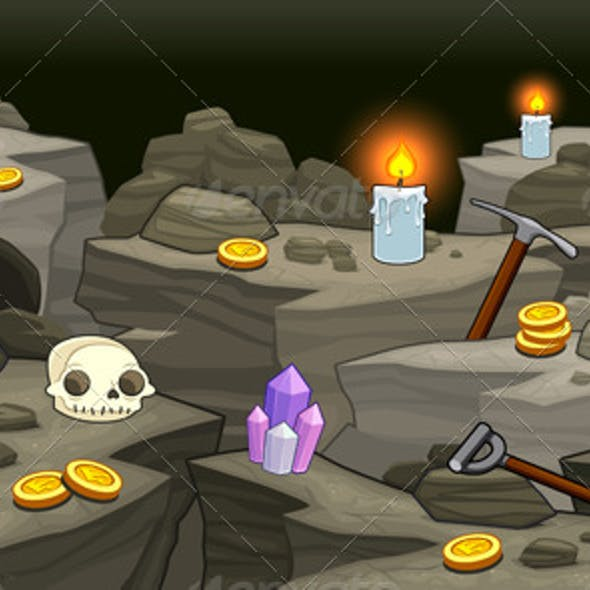 Mine with Objects