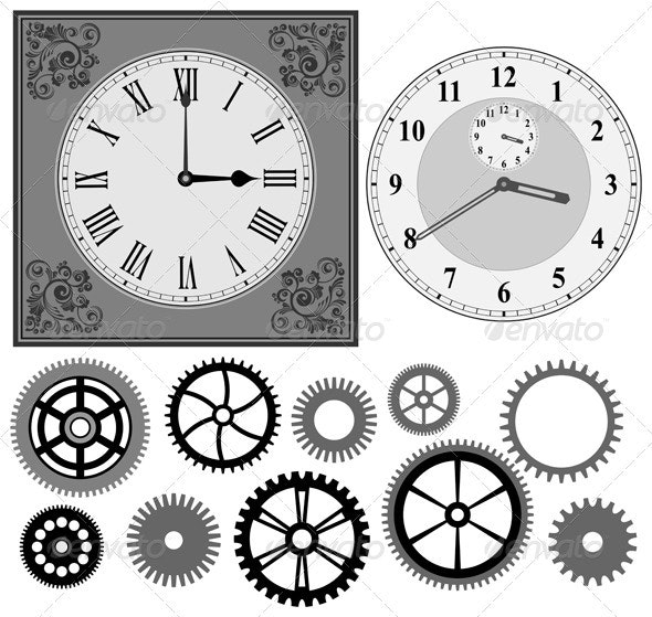 Time collection - Man-made Objects Objects