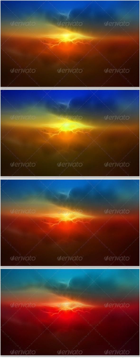 Sky Light Background - Backgrounds Graphics