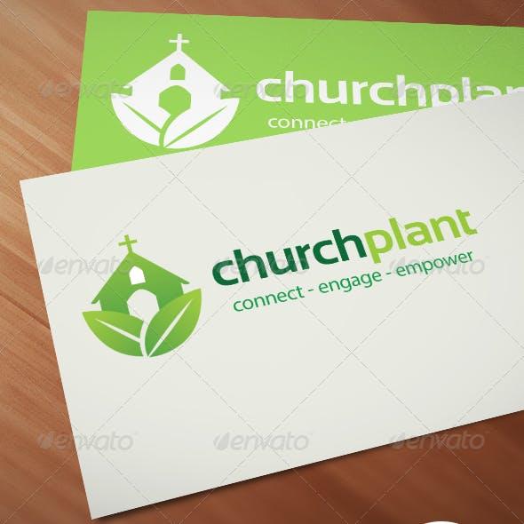Church Plant Logo