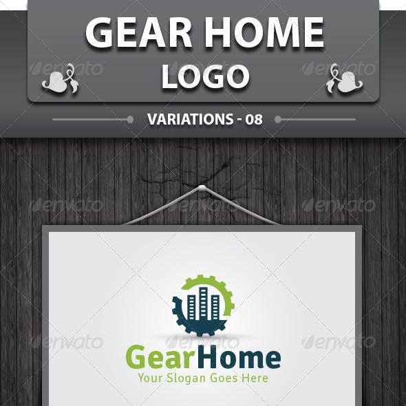 Gear Home Logo
