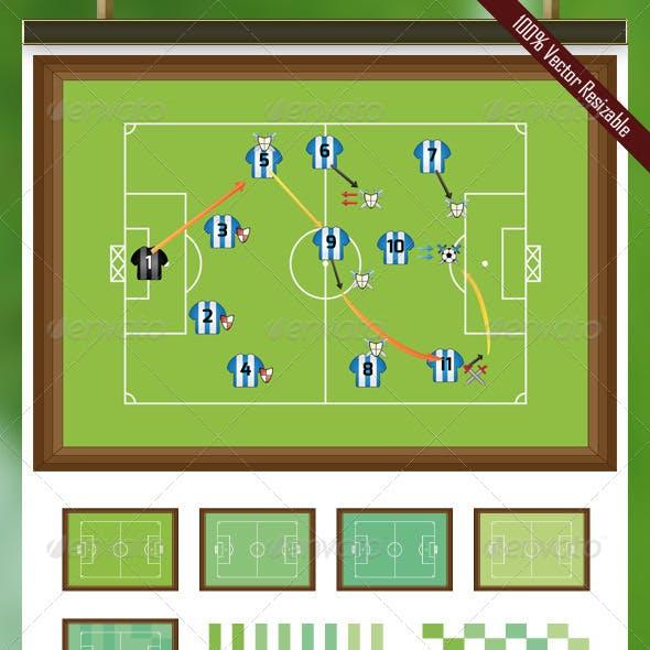 Soccer Tactical Board