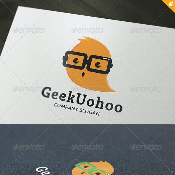 Geek Uohoo Logo