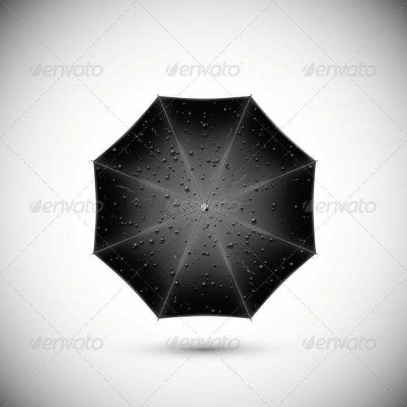 Black /umbrella