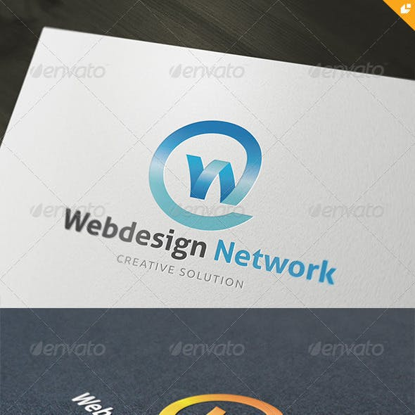 Web Design Network Logo