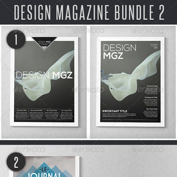 Magazine Bundle 5