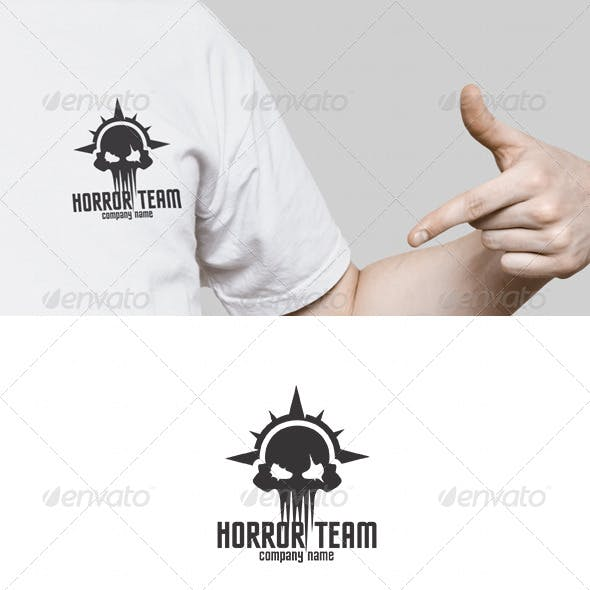 Horror Team Logo