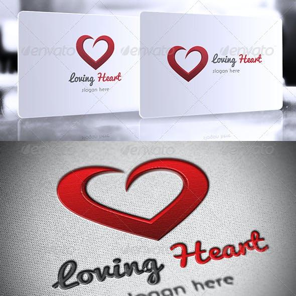 Loving Heart Logo