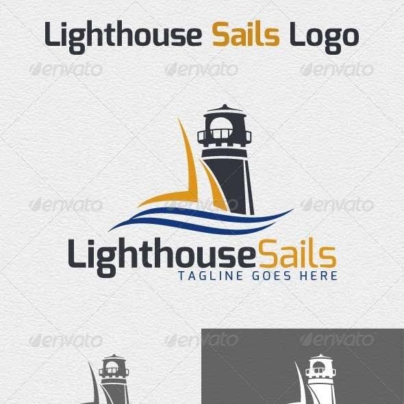 Lighthouse Sails Logo