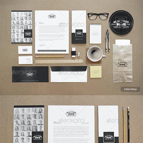 Ultimate Identity / Branding Mock-Up Set 02
