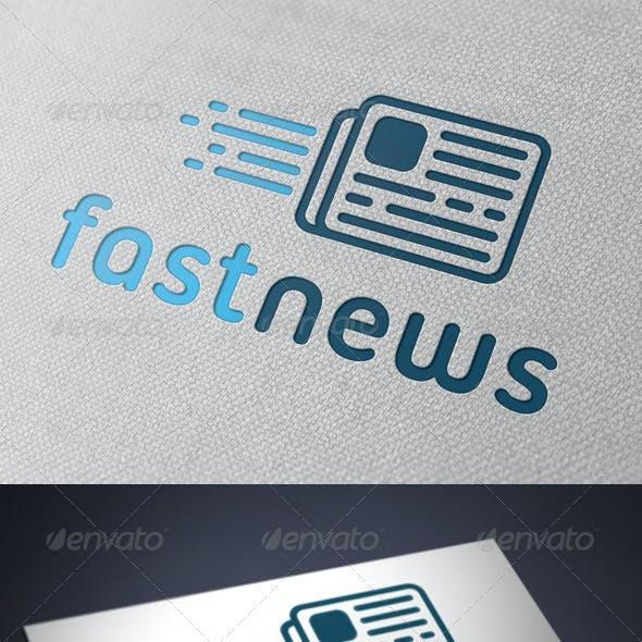 News Logo Template