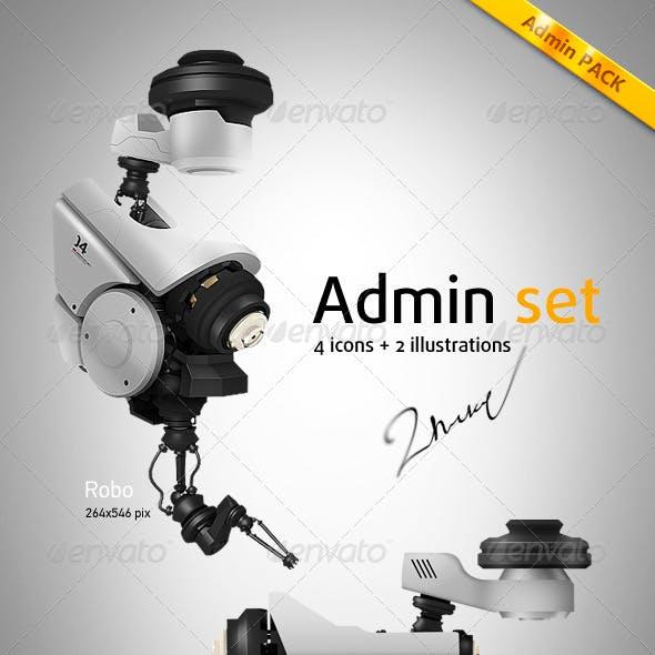Admin Pack