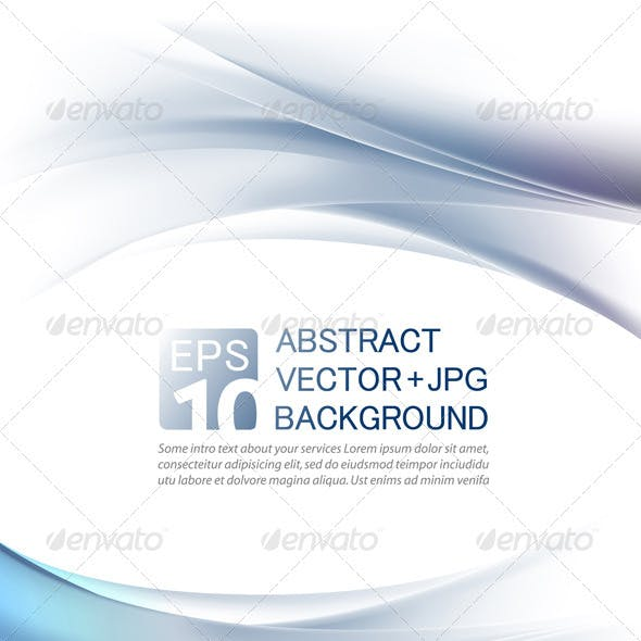 Abstract business background - Vector + jpg