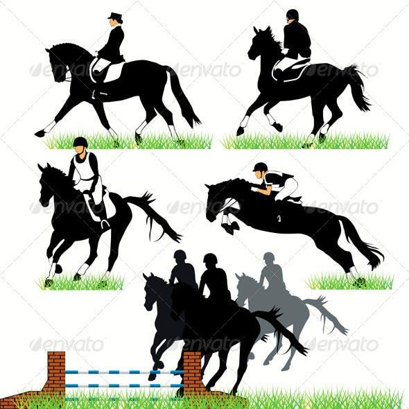 Jockeys And Riders