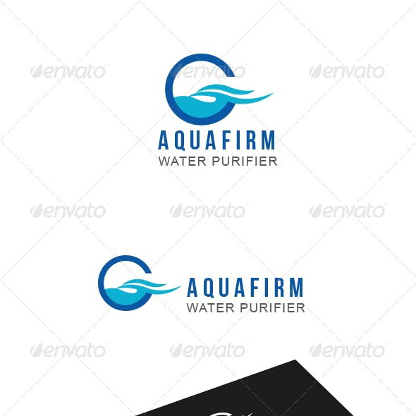 Water Purification Logo