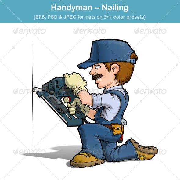 Handyman Nailing